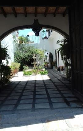Apartamento en San miguel de allende con balcón