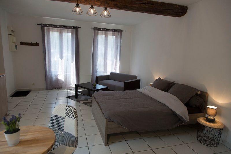 Apartamento equipado de 1 habitación