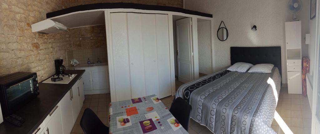 Logement avec 1 chambre à Dolus d'oléron