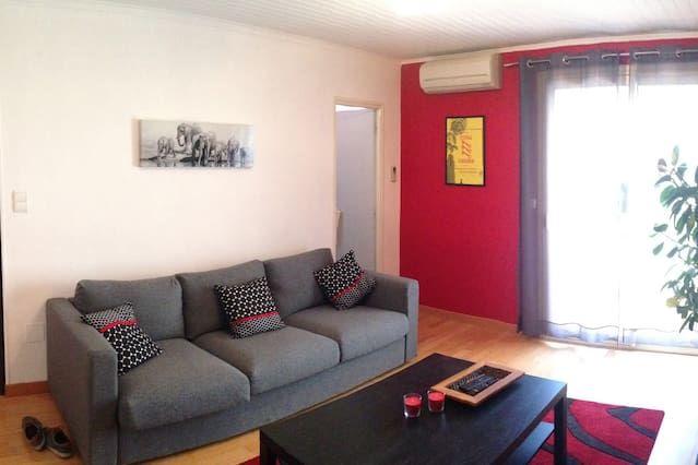 Hébergement à 1 chambre à Avignon