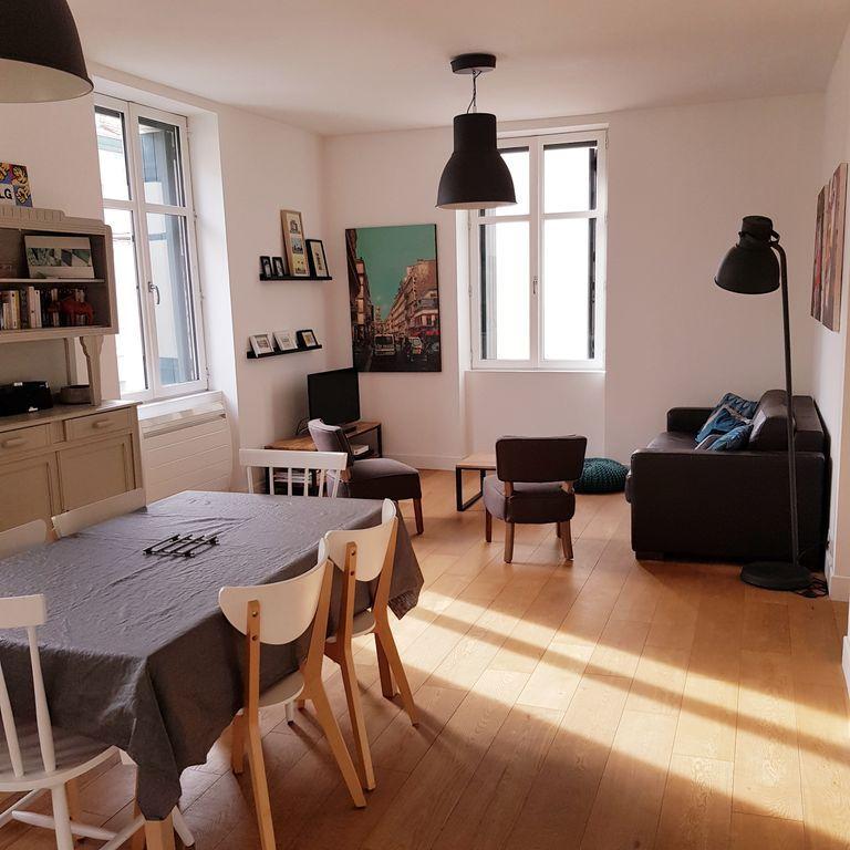 Vivienda de 60 m² para 4 personas