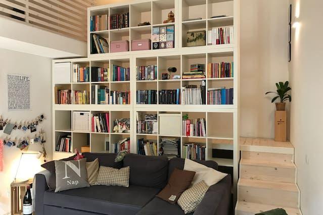Equipada vivienda de 1 habitación