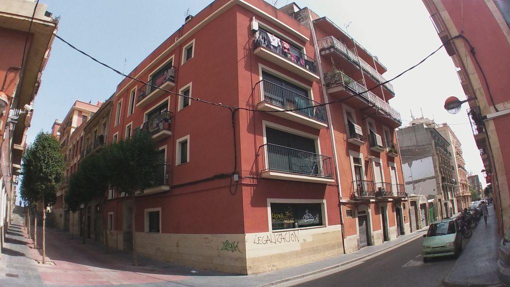 Piso vacacional céntrico con  Lavadora en Tarragona