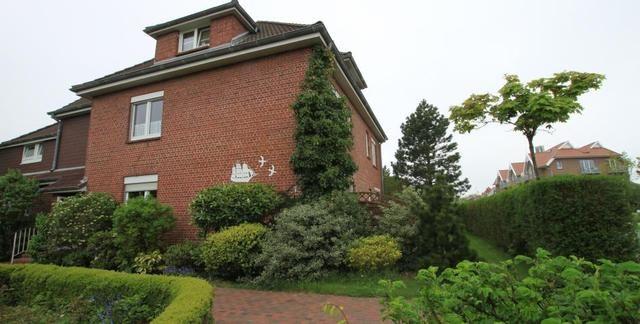 Unterkunft mit Garten in Langeoog