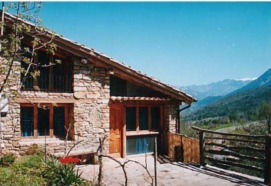 Residencia de 3 habitaciones en Coll de nargó