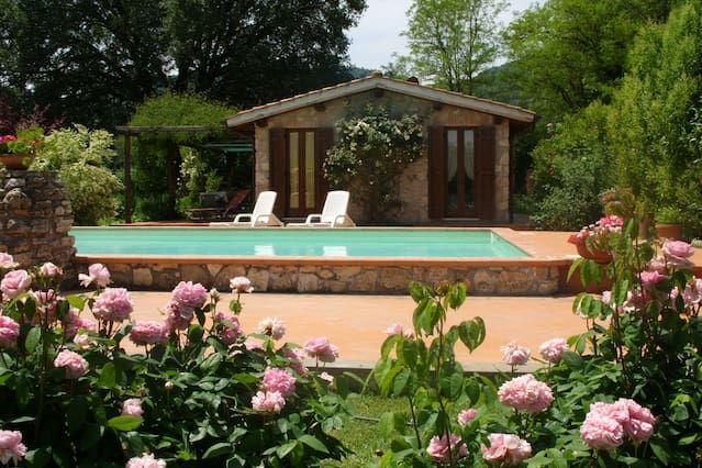 Casa de 3 habitaciones con piscina
