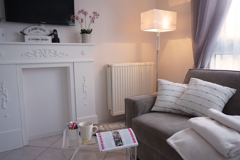 Apartamento en Bussy saint georges para 4 personas