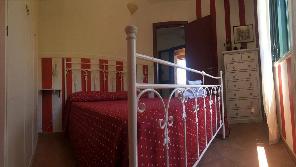 Apartamento de 1 habitación en Parghelia, tropea