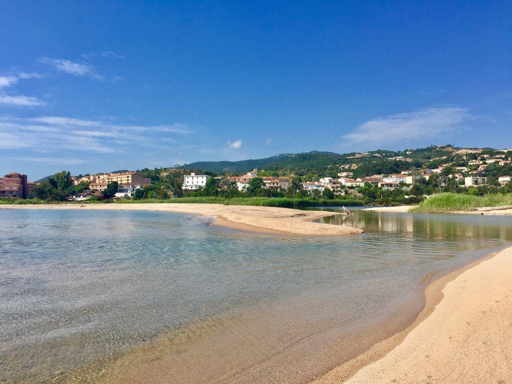 Vivienda para 2 huéspedes en Solenzara
