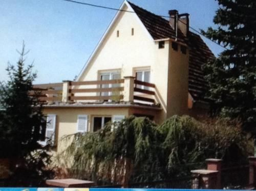 Alojamiento con wi-fi en Niederbronn-les-bains