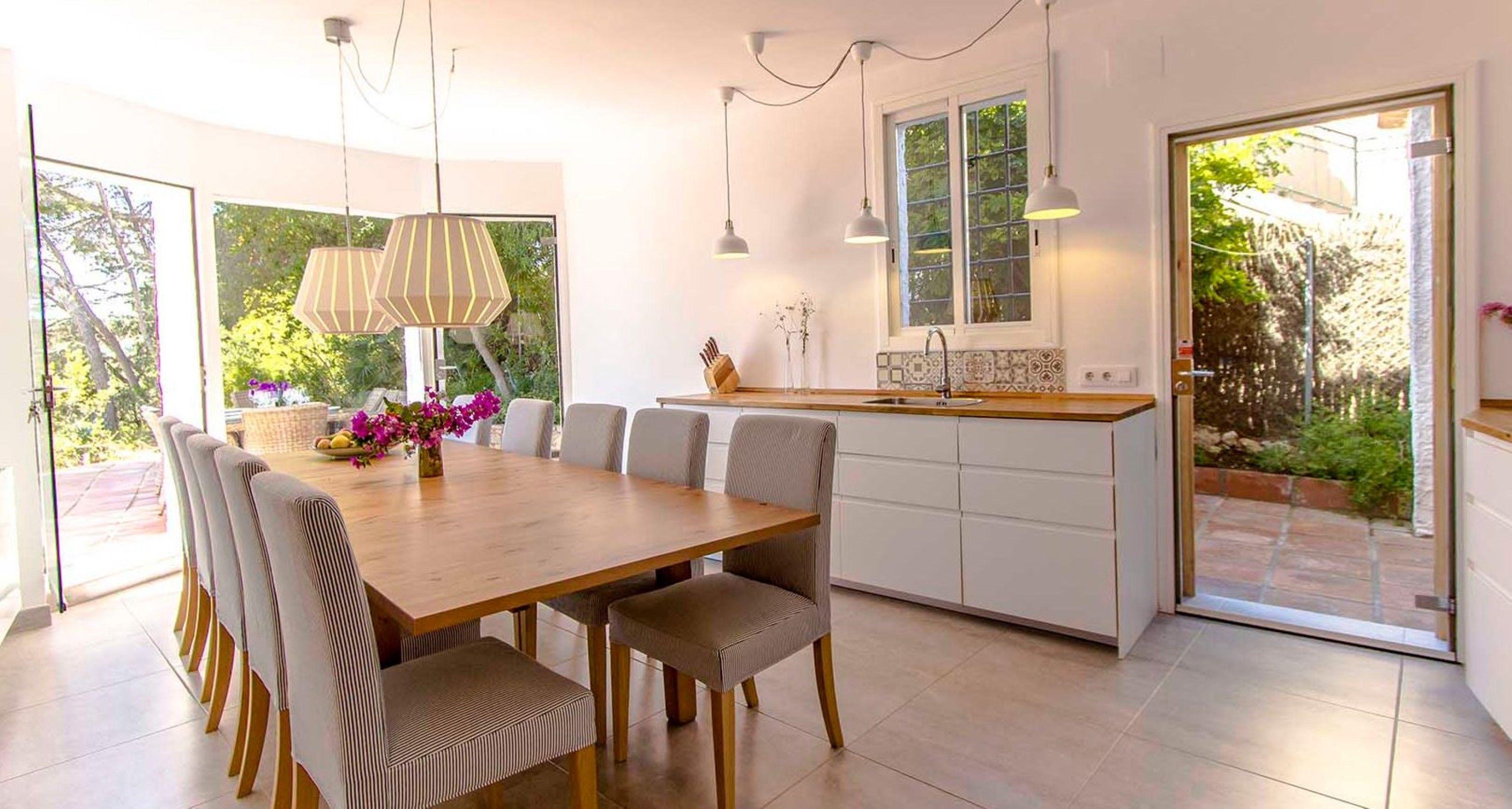 Equipada vivienda de 286 m²