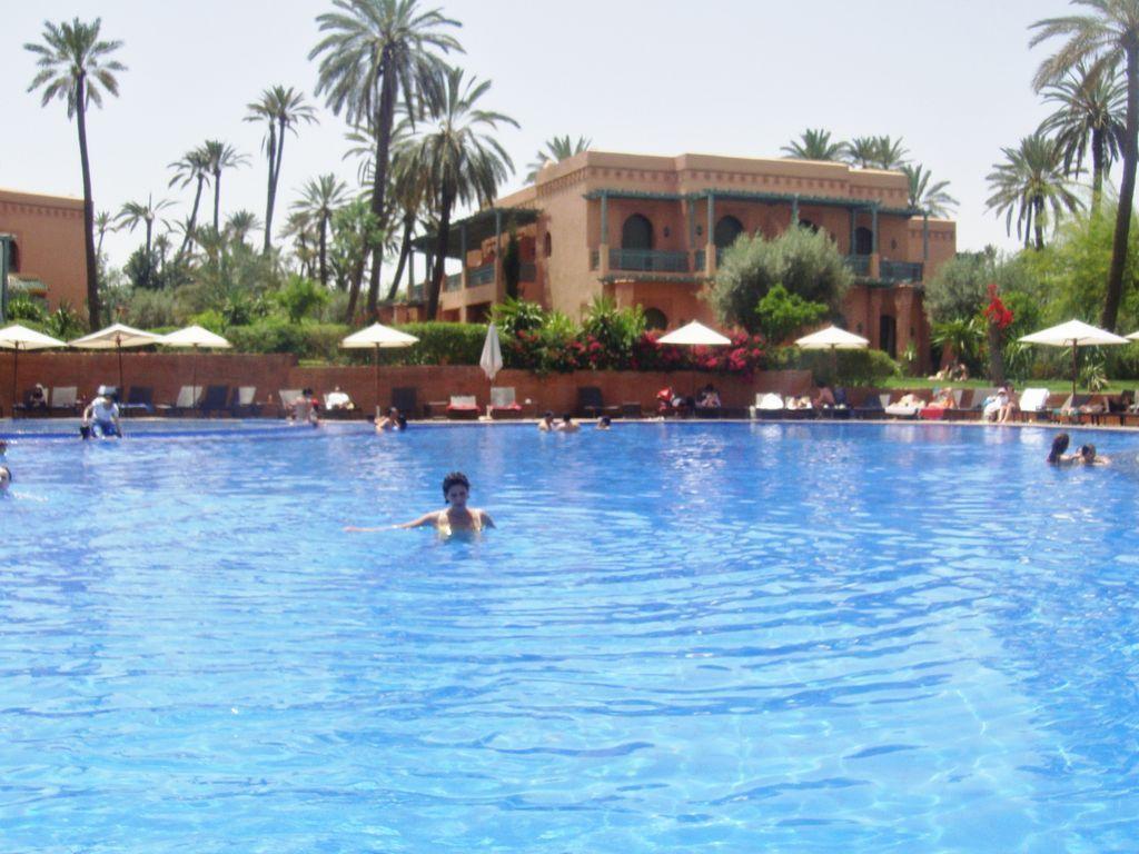 Piso dotado en Marrakech