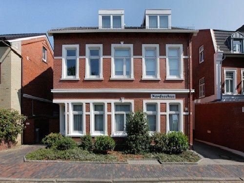 Appartement à 2 chambres à Borkum