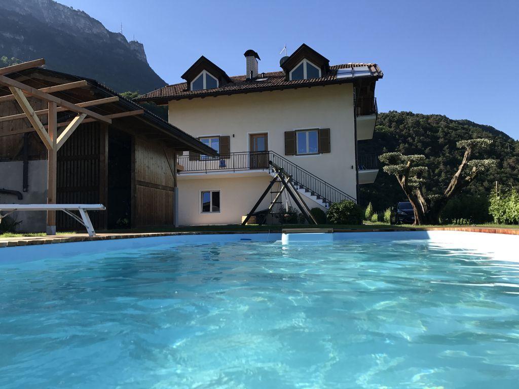 Unterkunft auf 110 m² für 5 Gäste