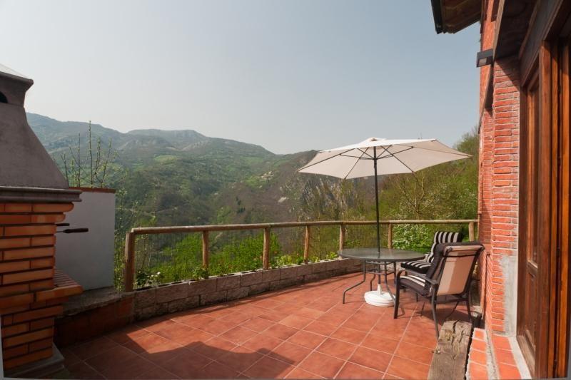 El Ablanu - Jacuzzi, barbacue and fireplace