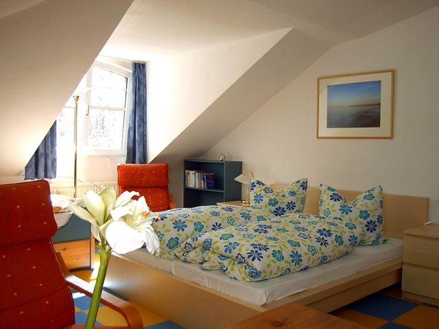 Residencia con balcón para 6 huéspedes