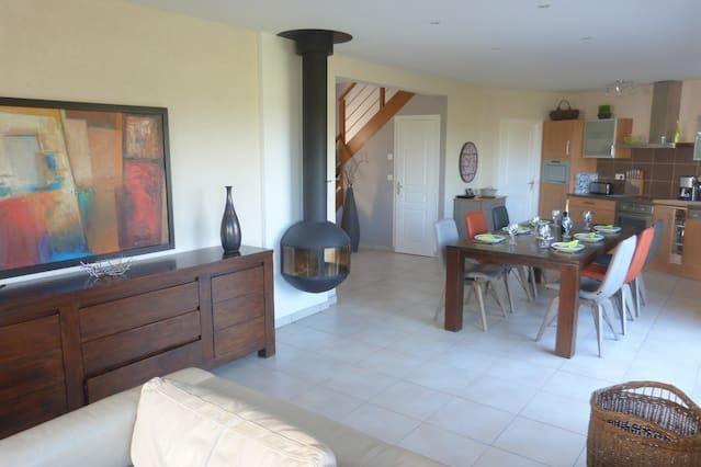 Alojamiento de 130 m²