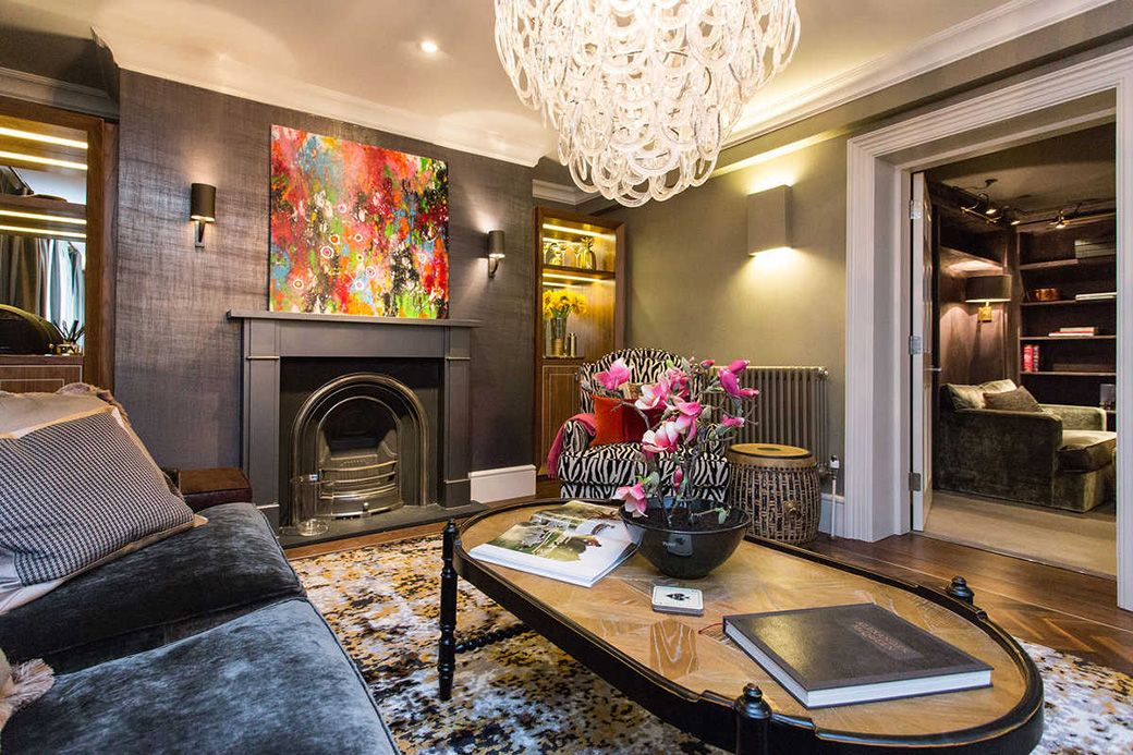 Appartement Covent Garden 1