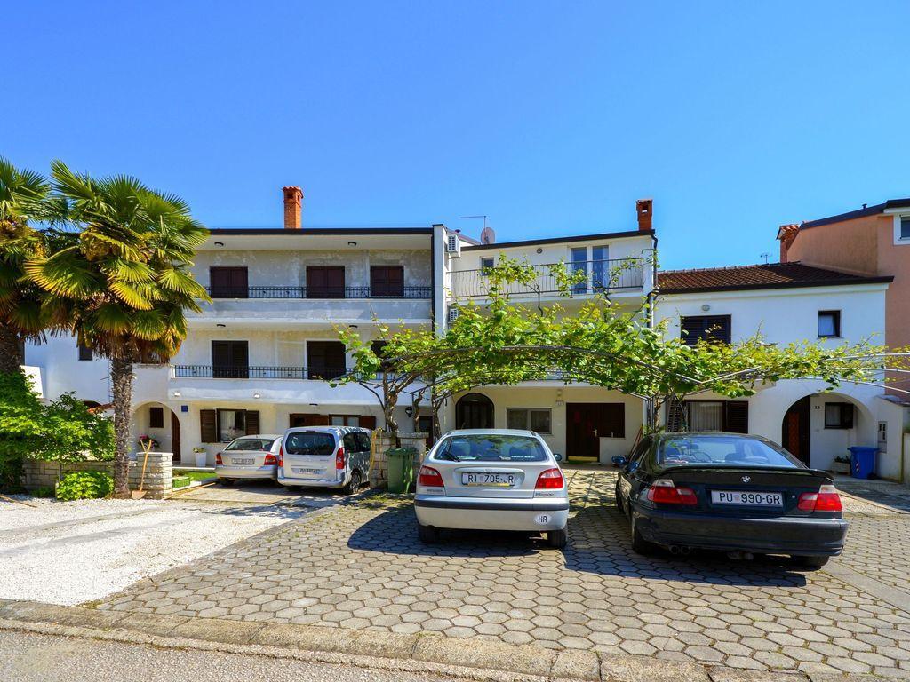 Residenz für 4 Gäste in Rovinj