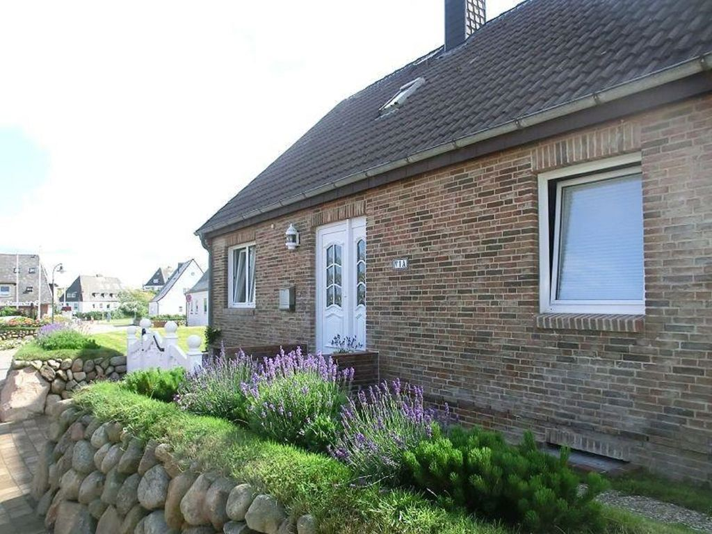 Holiday rental in Hörnum (sylt) for 3 people