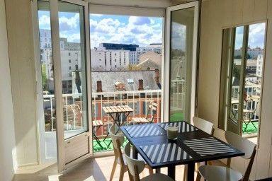 40 m² flat in Rennes
