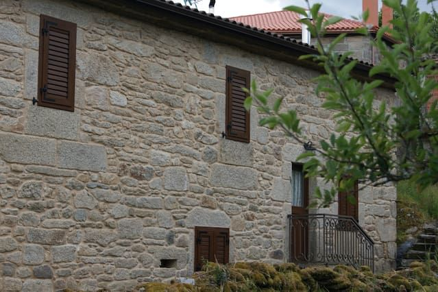 Hogareña residencia en Pontevedra