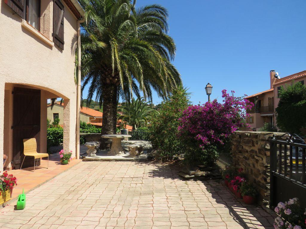 Vivienda de 4 habitaciones en Collioure