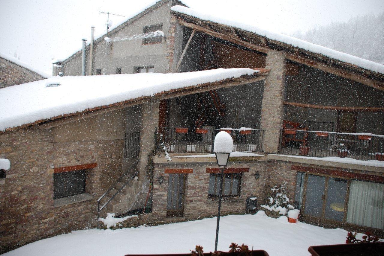 Alojamiento provisto en Sarroca de bellera