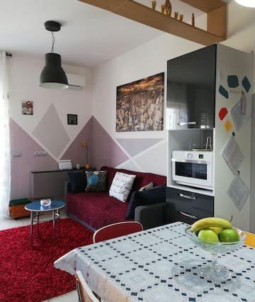 Appartamento con animali ammessi a Módena