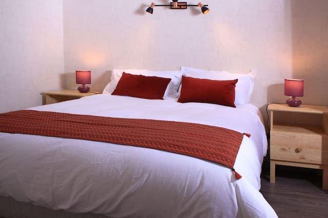 Atractivo apartamento para 4 huéspedes