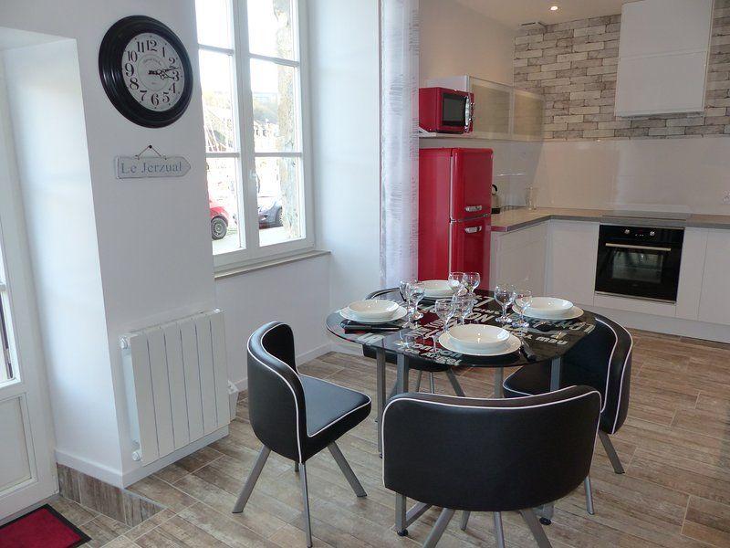 70 m² flat with wi-fi