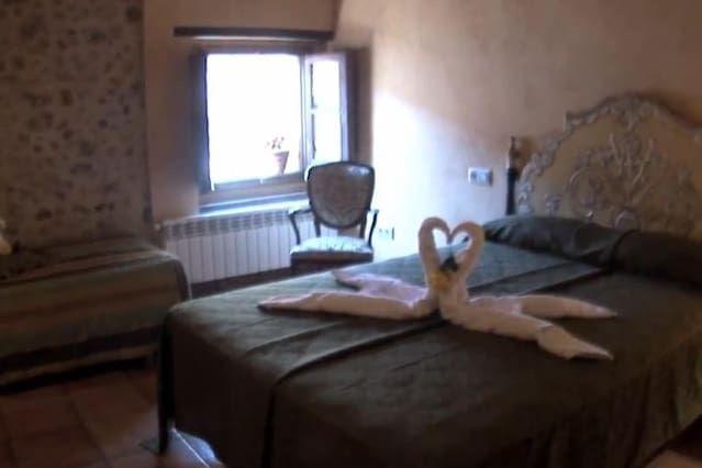 Piso de 2 habitaciones con jardín