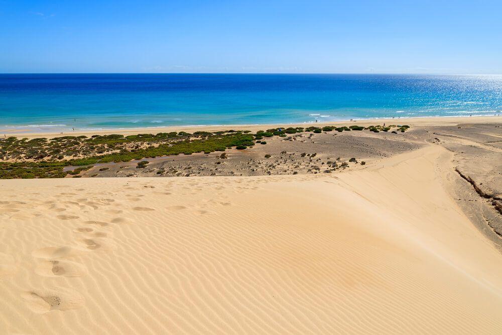 Playa de Sotavento, Canarias