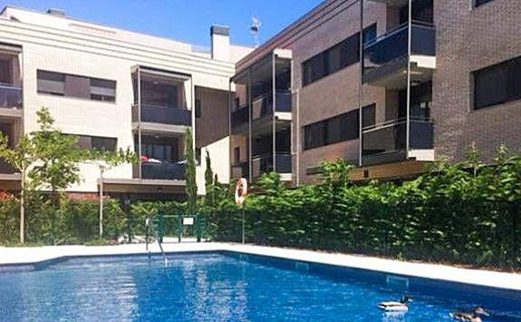 Apartamento con jardín para 6 personas