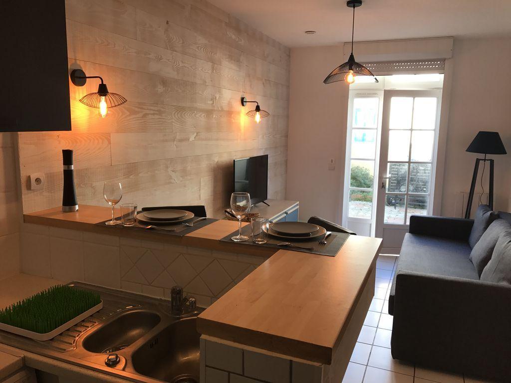 Apartamento de 32 m² en Châtelaillon-plage