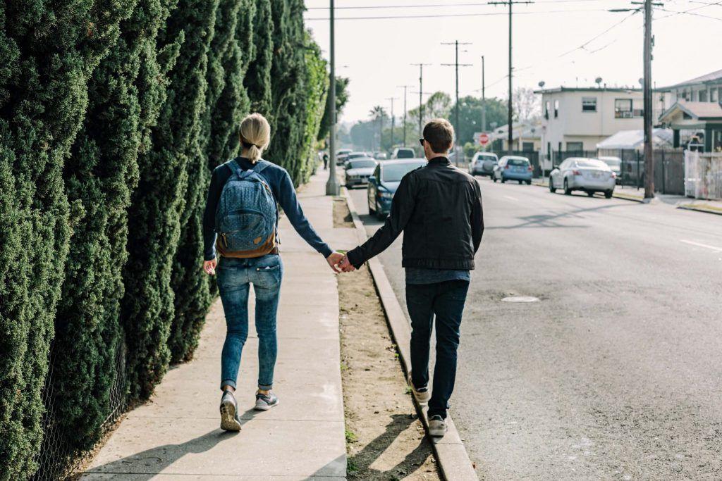 voyager en amoureux