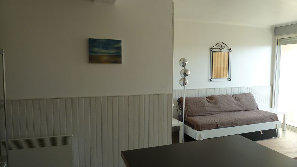 Piso de 1 habitación en Port-la-nouvelle