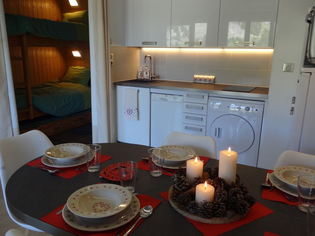 29 m² flat in Flaine