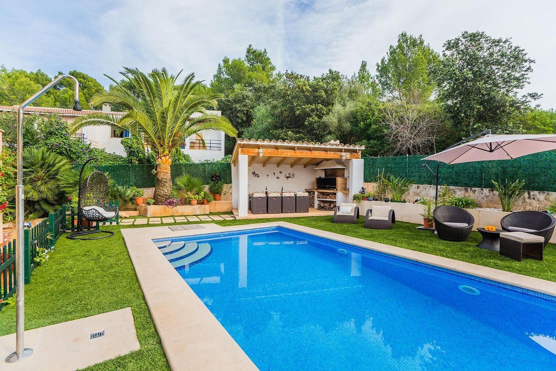 La ubicación de la casa de vacaciones Amapola permite a la playa a poca distancia de Erre
