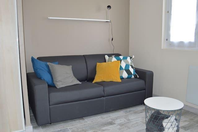 Attractif hébergement avec 1 chambre