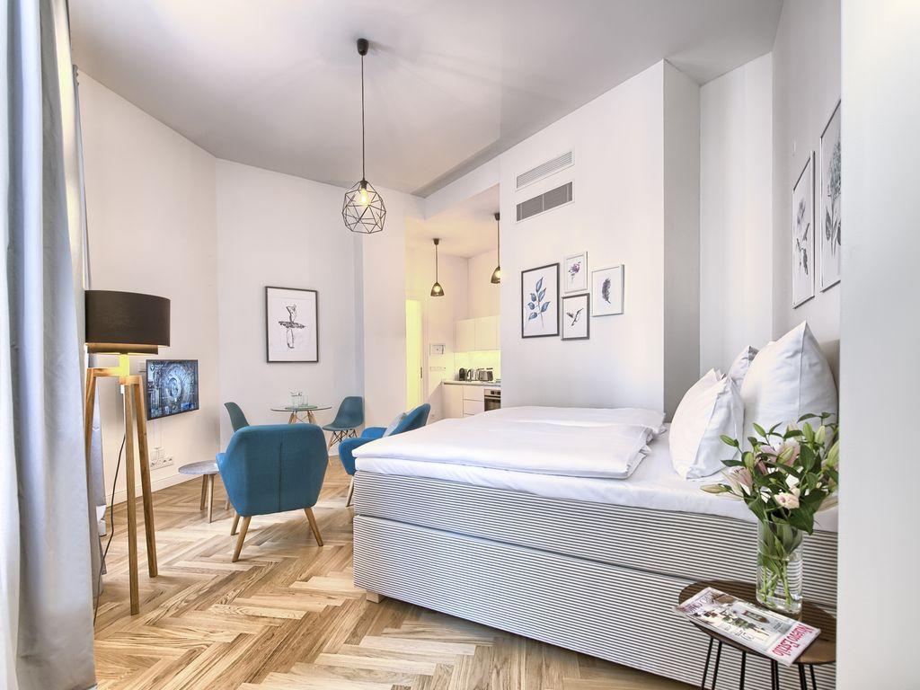 Wohnung auf 32 m²