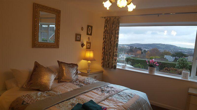 Apartamento con jardín en Conwy