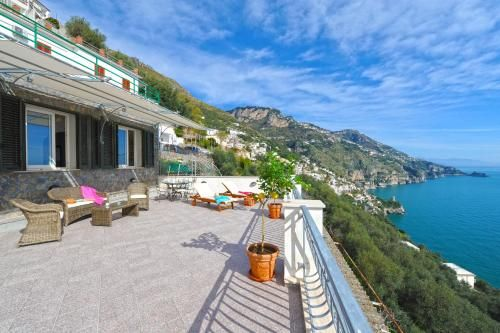 Asombroso Casa con 1 dormitorio(s) en Praiano con Aire acondicionado, Aparcamiento y Terraza