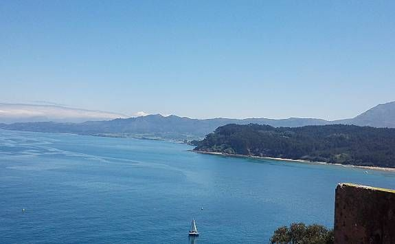 Property in Lastres for 4 guests