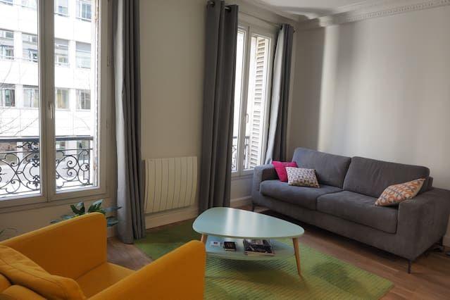 Appartement avec 1 chambre à Paris