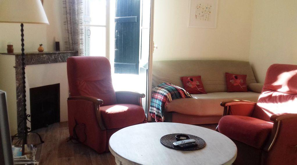Alojamiento en Saint jean de luz de 2 habitaciones