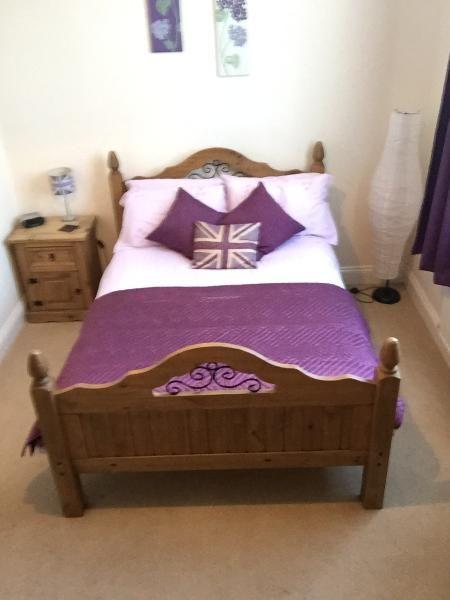 Ferienunterkunft in Uppingham mit 2 Zimmern