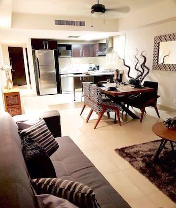 Apartamento de 1 habitación en Puerto vallarta