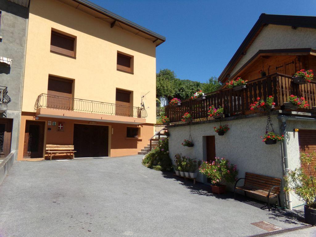 Alojamiento en Savoie de 4 habitaciones