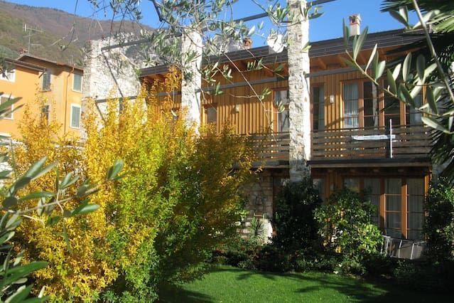 Casa vacanze di 2 camere a Gargnano